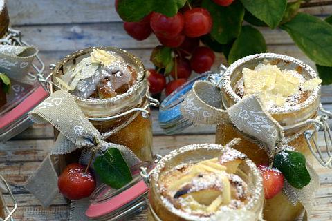 Apfelkuchen-Kuchen-im-Glas