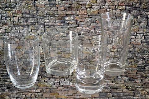Gläser günstig