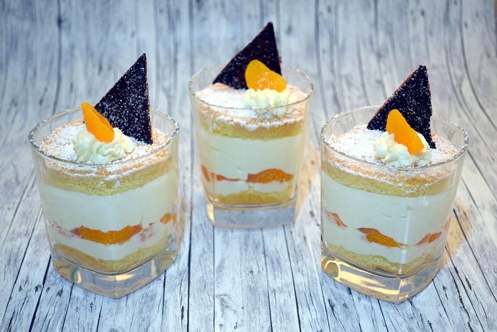 Kase Sahne Tortchen Im Glas Rezept Desserts Im Glas De