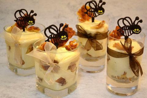 Bienenstich-im-Glas